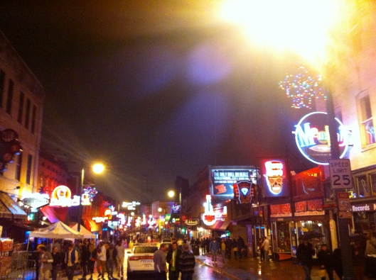 Memphis on New Years